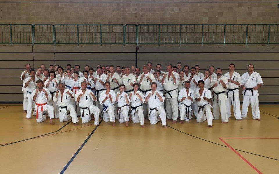 Münchener Karate-Sommer 2017