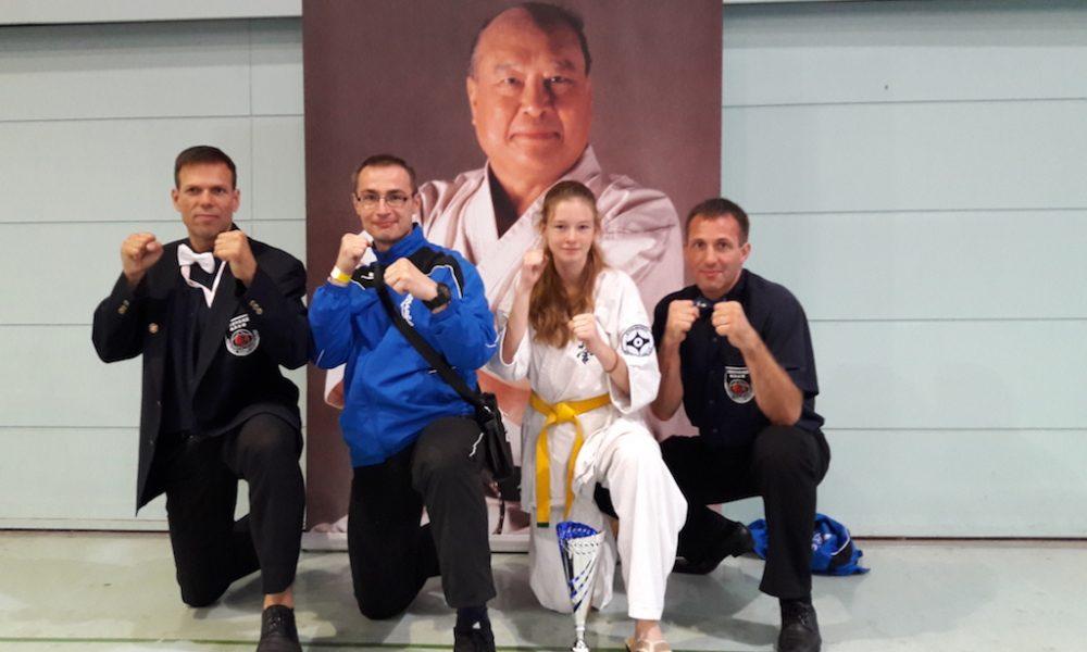 Santa Suzana – Spanien: Europameisterschaft und Dan-Prüfung