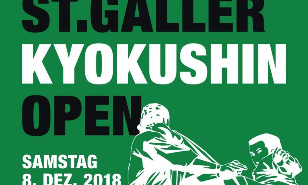 Ankündigung St. Galler Kyokushin Open