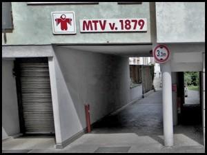 MTV-Einfahrt