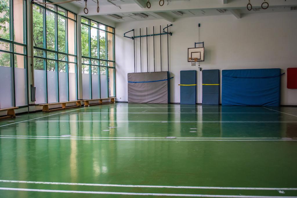 Halle der Tumblingerschule